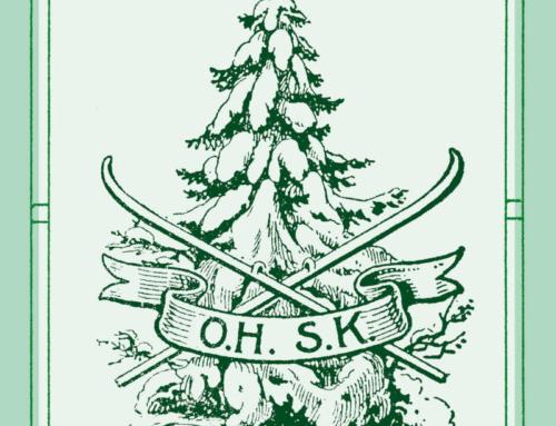 Harzer Skilauf – soeben erschienen